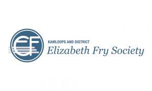 Kamloops and District Elizabeth Fry Society Logo